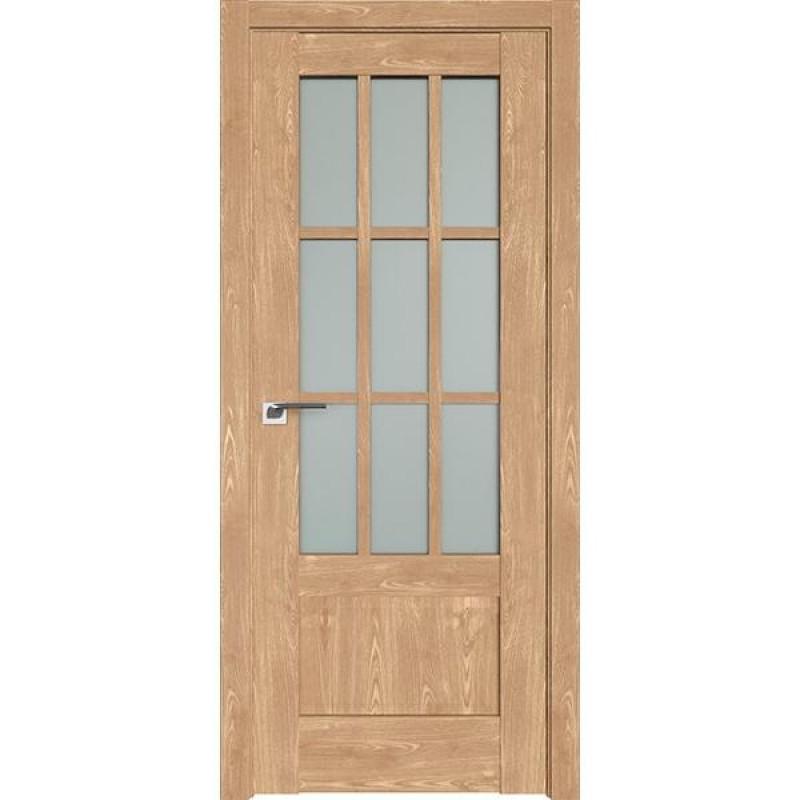Дверь 104XN Каштан натуральный Профиль Дорс
