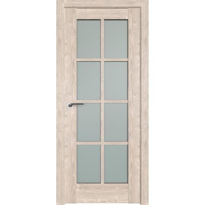 Дверь 101XN Каштан светлый Профиль Дорс