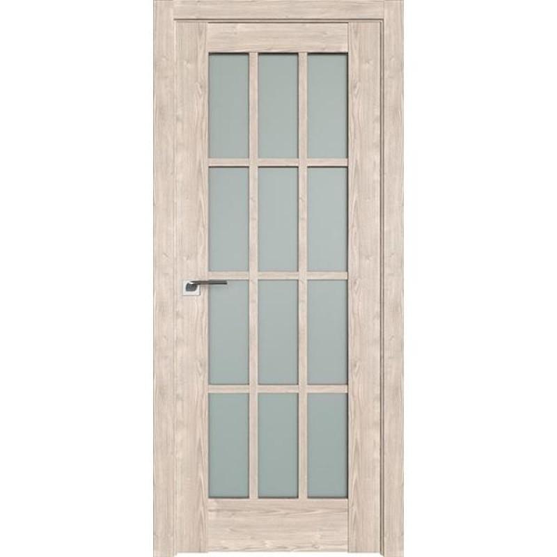 Дверь 102XN Каштан светлый Профиль Дорс