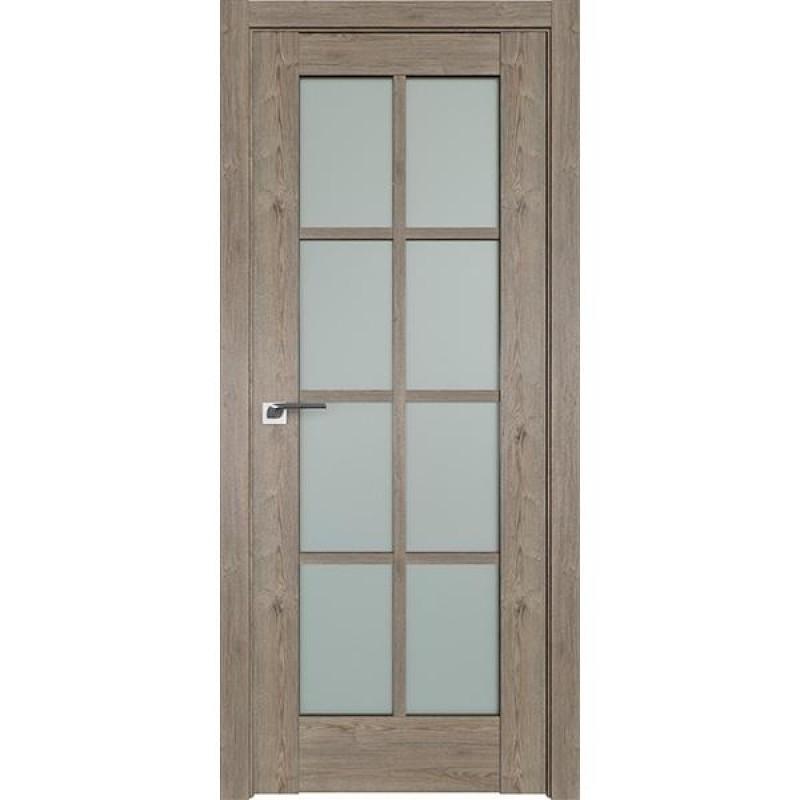Дверь 101XN Каштан темный Профиль Дорс