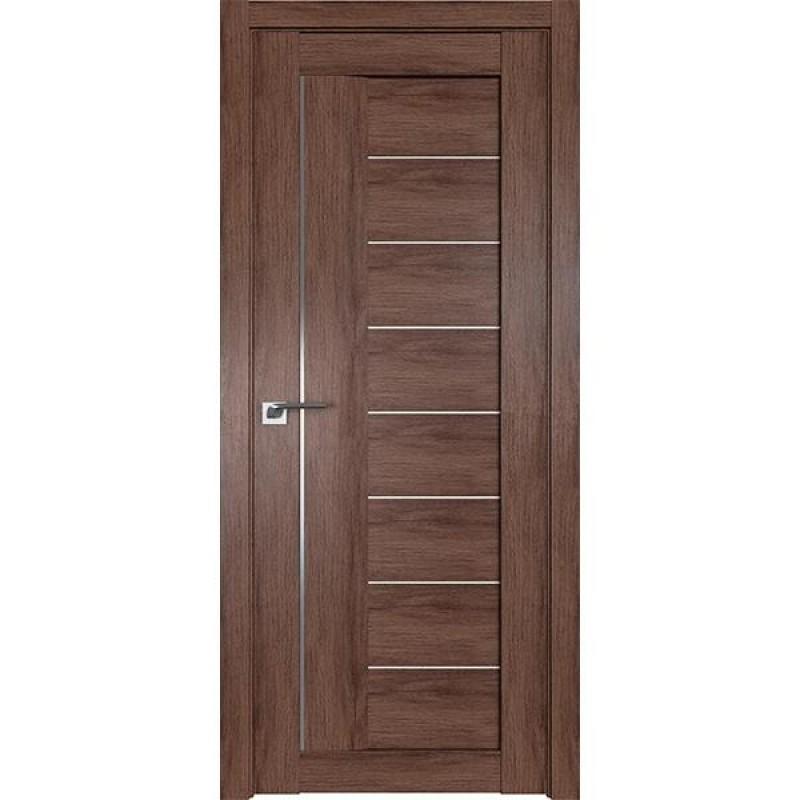 Дверь 17XN Салинас темный Профиль Дорс