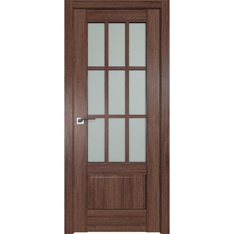 Дверь 104XN Салинас темный Профиль Дорс