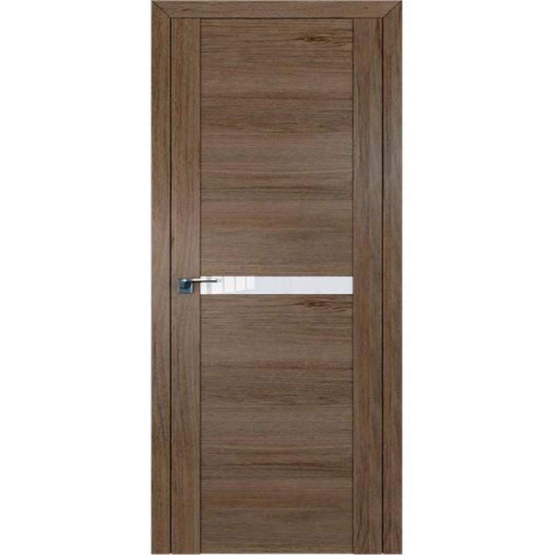 Дверь 2.01XN Салинас темный Профиль Дорс
