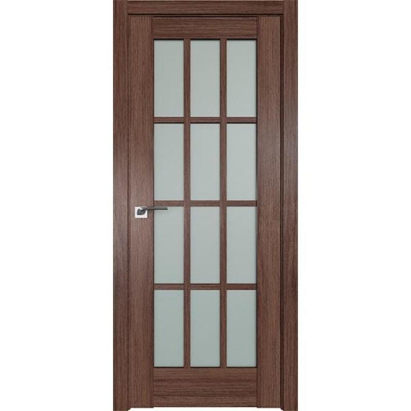 Дверь 102XN Салинас темный Профиль Дорс