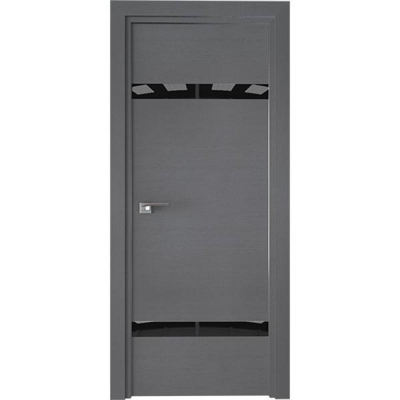Дверь 3ZN Грувд серый Профиль Дорс