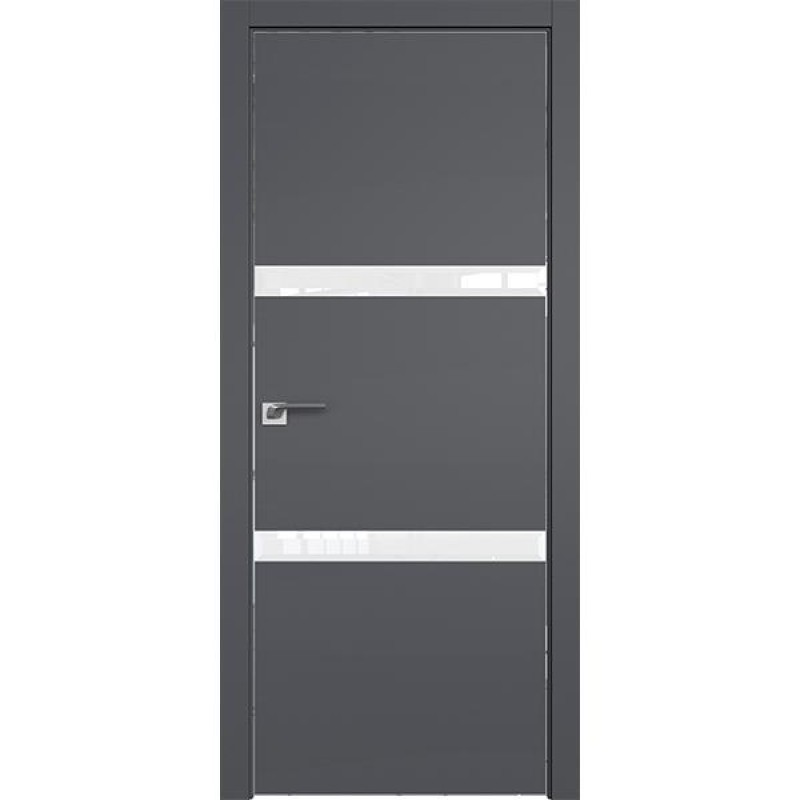 Дверь 30SMK Серый матовый Профиль Дорс