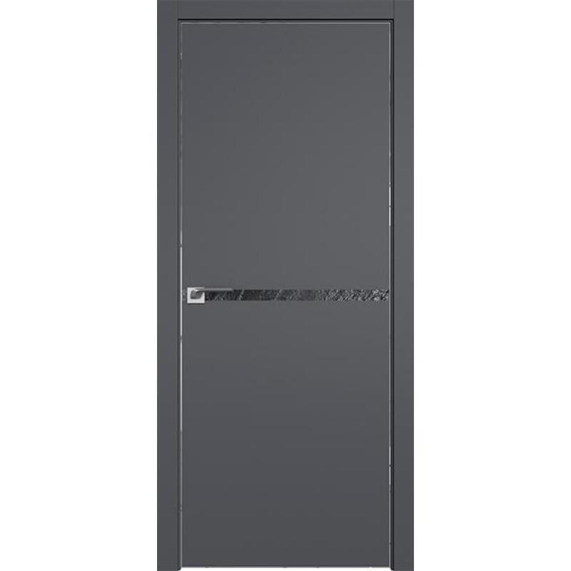 Дверь 46SMK Серый матовый Профиль Дорс