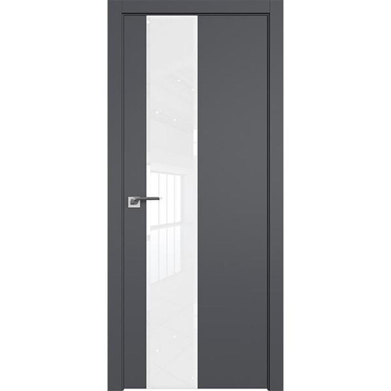 Дверь 5SMK Серый матовый Профиль Дорс