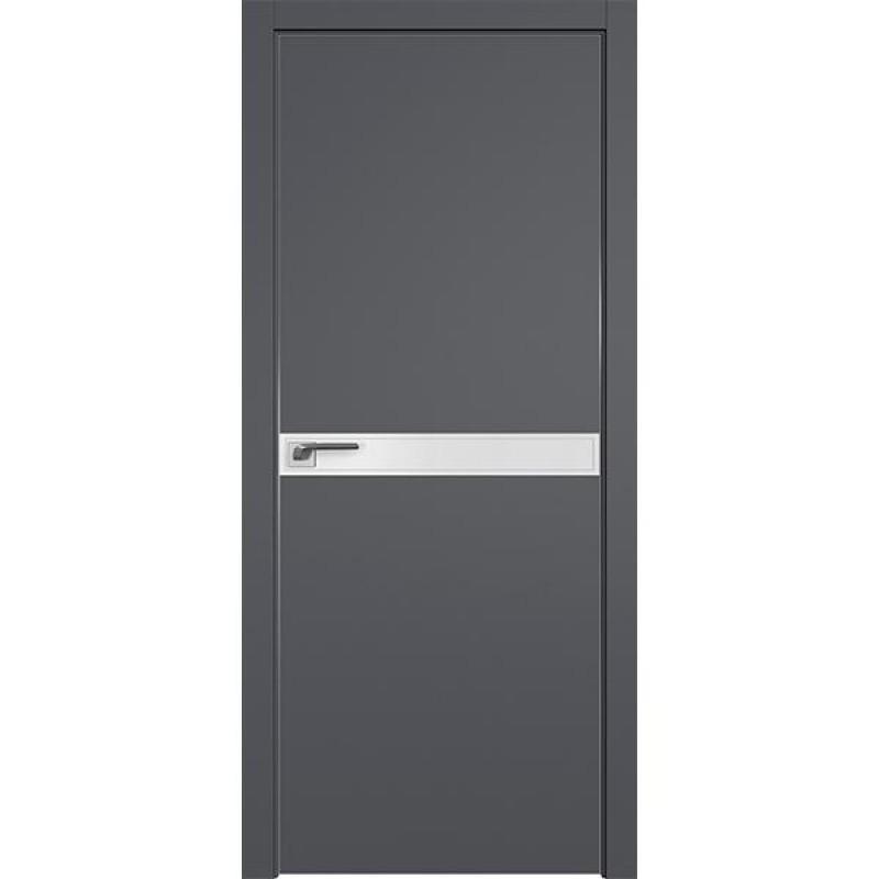 Дверь 45SMK Серый матовый Профиль Дорс