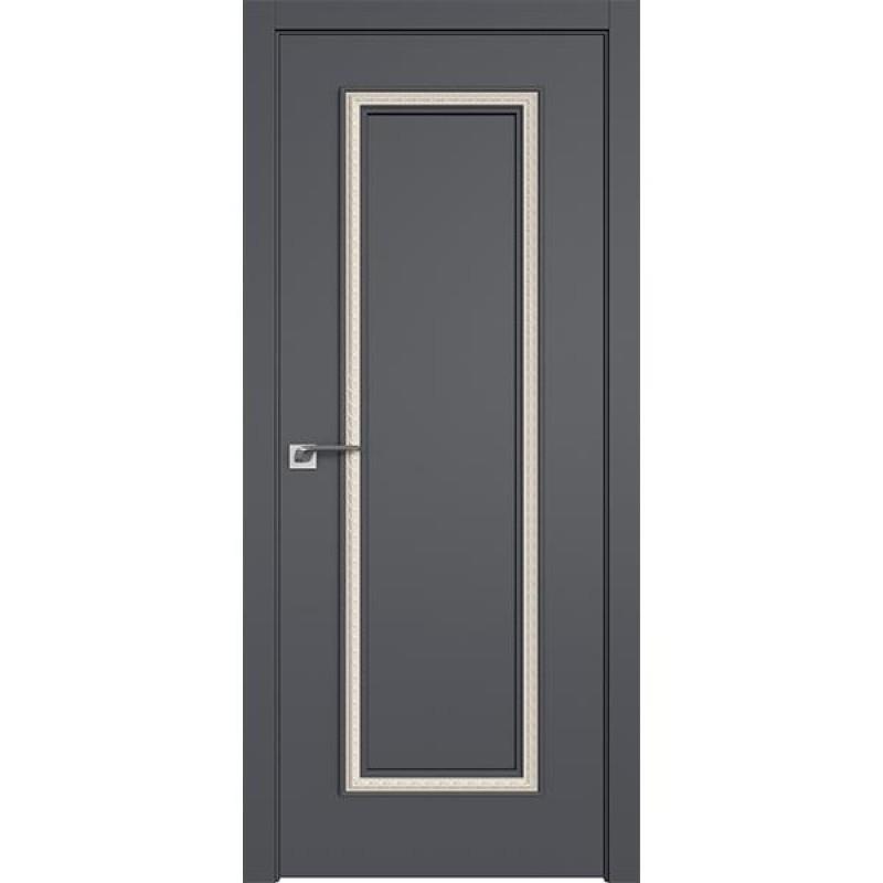 Дверь 60SMK Серый матовый Профиль Дорс