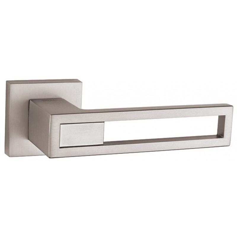 """Дверная ручка TUPAI """"BARACO"""" 2737 5S Q никель (142)"""