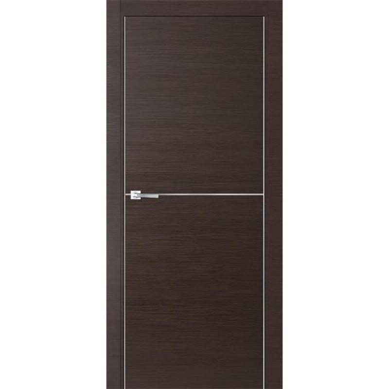 Дверь 12Z Венге кроскут Профиль Дорс