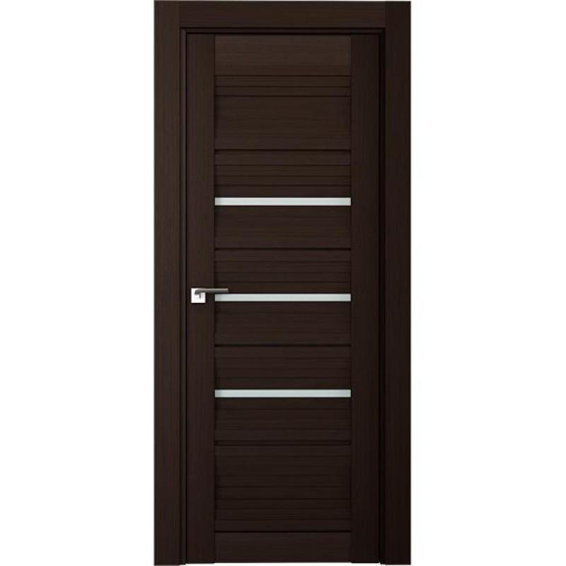 Дверь 18Х Венге мелинга Профиль Дорс