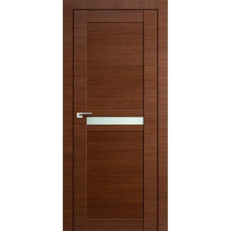 Дверь 2.43Х Малага черри кроскут Профиль Дорс