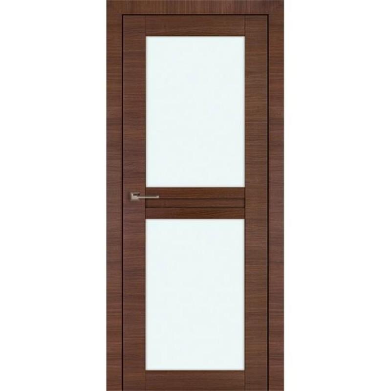 Дверь 2.44Х Малага черри кроскут Профиль Дорс